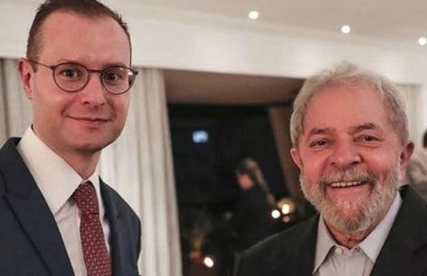 Cristiano Zanin e Lula