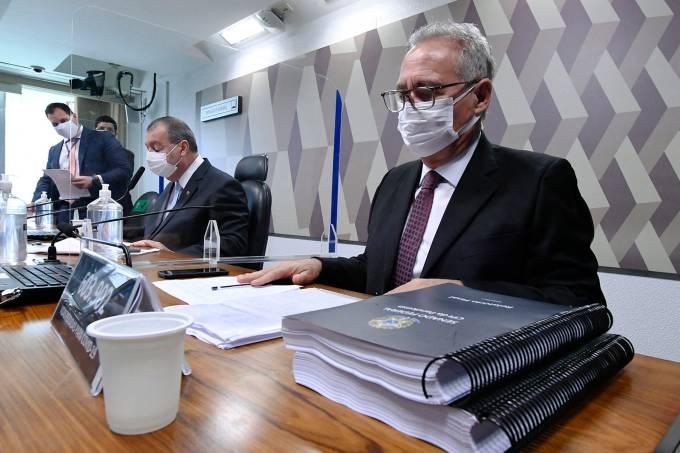 BRAZIL-HEALTH-VIRUS-COMISSION-INQUIRY
