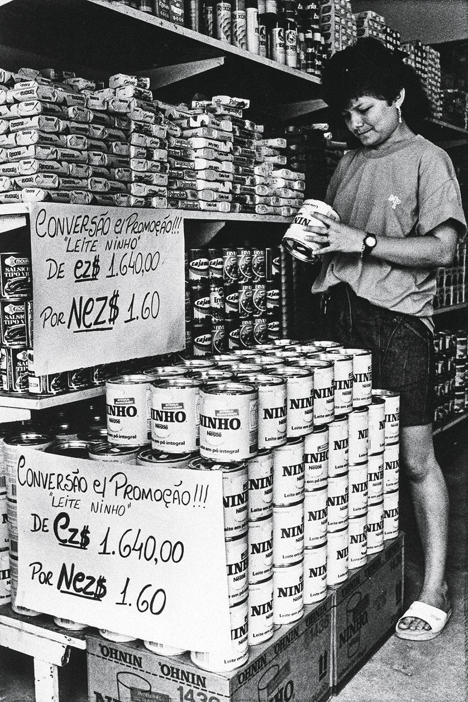 TRAUMA -Remarcação de preços nos anos 1980: fantasma do passado -