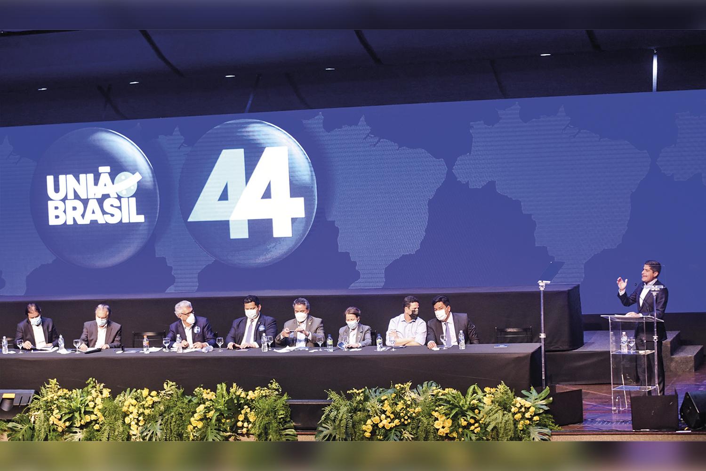 GIGANTE -União: bolsonaristas devem deixar a agremiação criada com a fusão do PSL e do DEM -