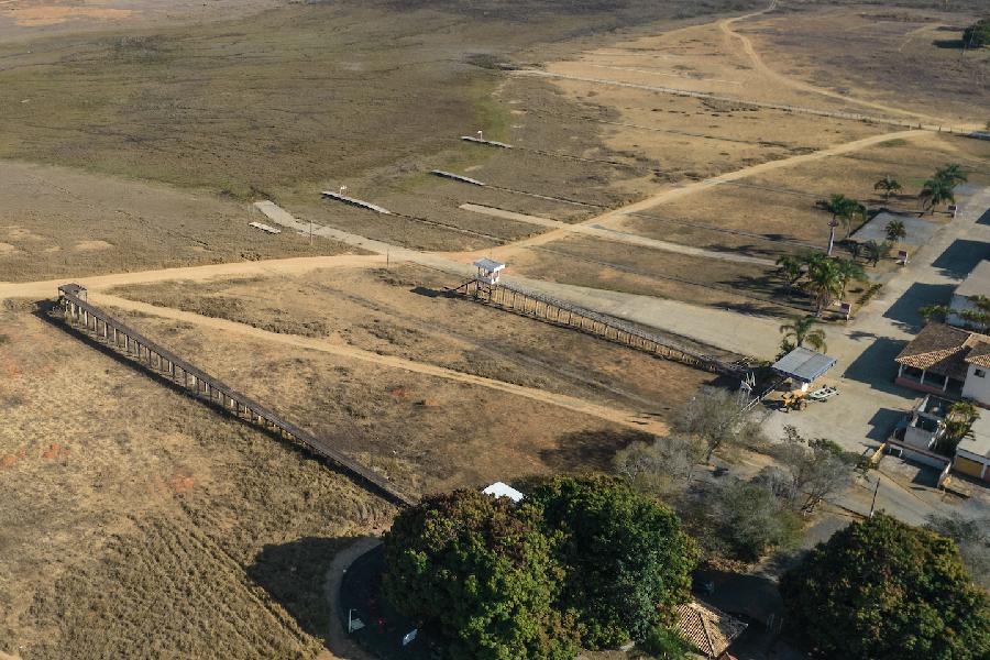 Brasil enfrenta sua pior crise hídrica em quase um século