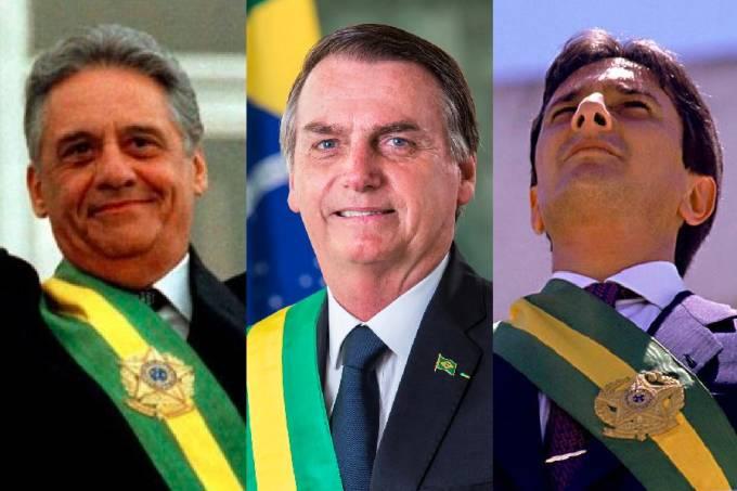 FHC Bolsonaro Collor