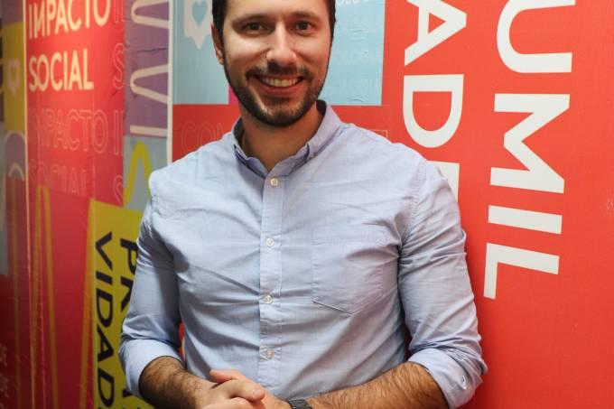 Felipe Oliva. CEO e cofundador