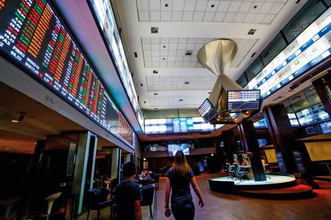 Bovespa Reaches 93,000 Points For The First Time