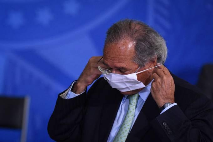 Bolsonaro Participates in Economic Executive Orders Ceremony at Planalto Palace Amidst the Coronavirus (COVID – 19) Pandemic
