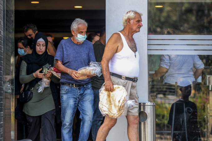 Economic crisis in Lebanon