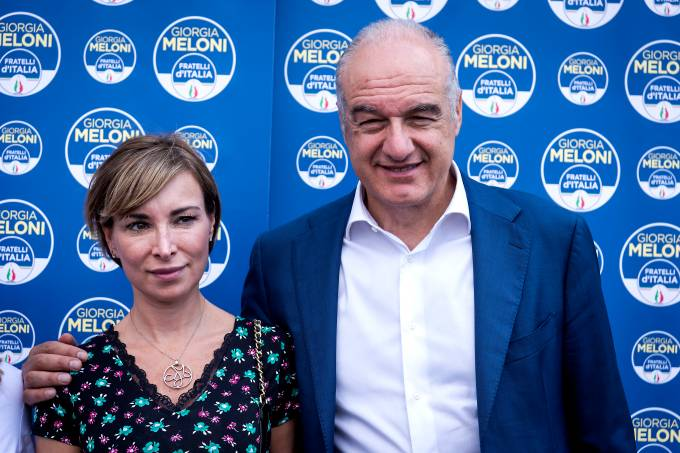 Rome's Mayoral Candidates On Election Campaign