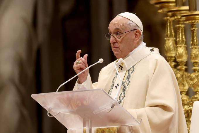 Pope Francis Names New Bishops During Mass At St. Peter's Basilica