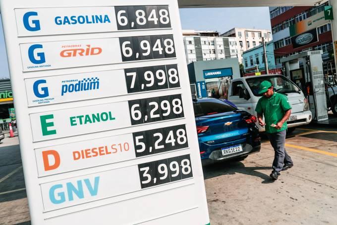 Petrobras anuncia ajuste en precios del diesel