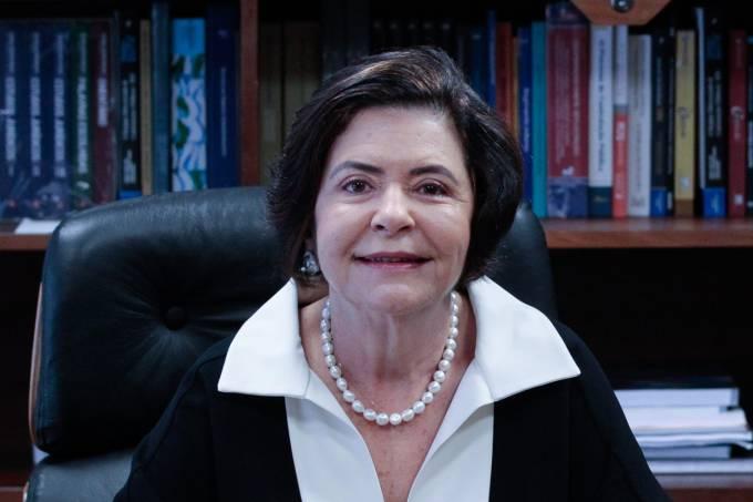 A presidente do TCU, ministra Ana Arraes